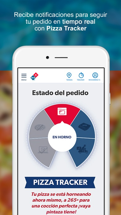 download Domino's Pizza apps 1