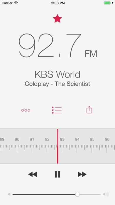 RadioApp Pro 앱스토어 스크린샷