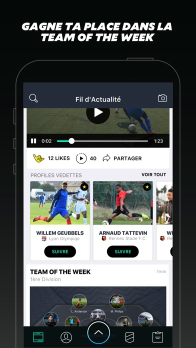 download Tonsser Football apps 2