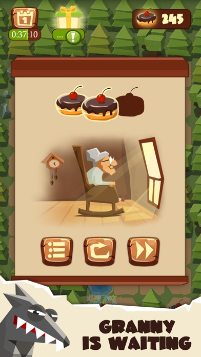 Bring me Cakes - Fairy Puzzle Screenshots