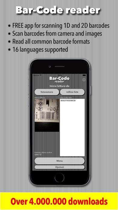 Bar-CodeСкриншоты 1