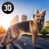 German Shepherd Crime Chaser