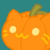 Pumpkin Cat & Friends