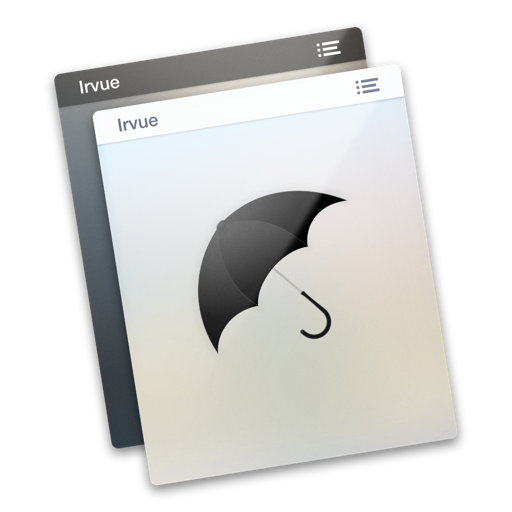 Irvue for Mac