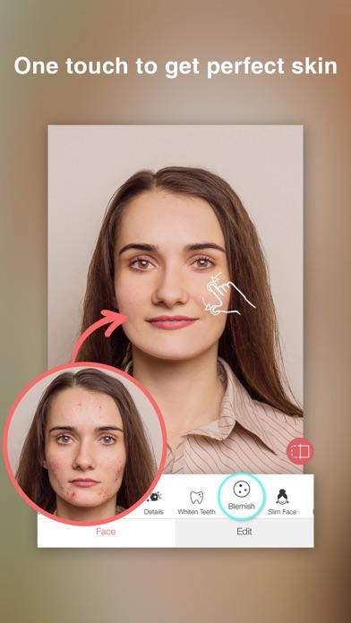 FaceMagic - Photo Editor & Collage & Makeup Camera Screenshot