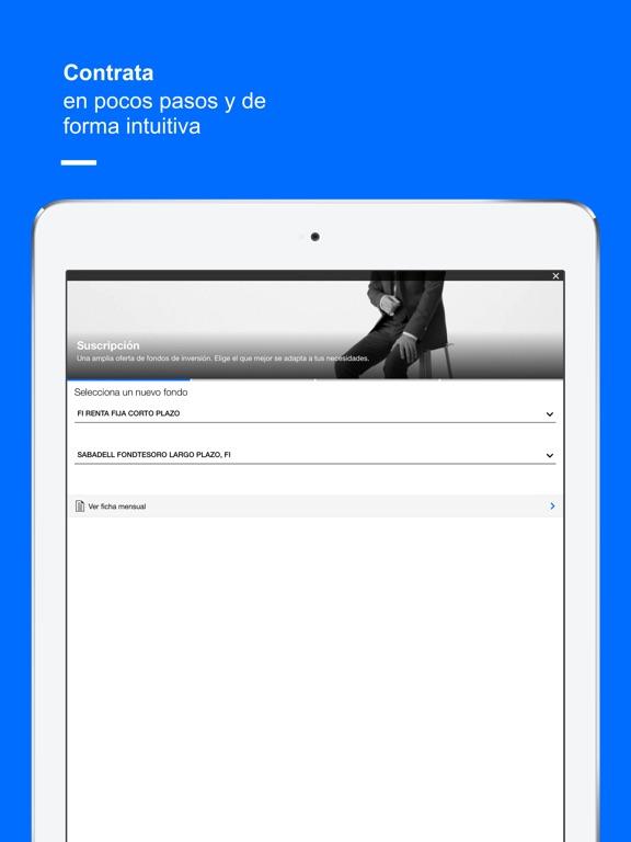 Captura de pantalla de l'iPad 3