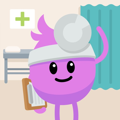 Dumb Ways JR Zany's Hospital app for ipad