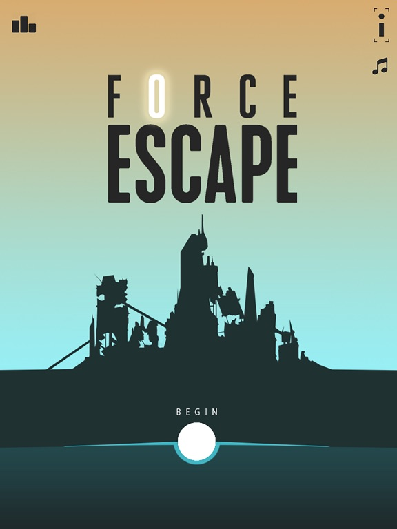 Screenshot 1 Force Escape