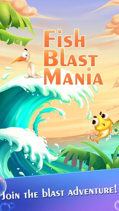 App shopper fish blast mania games for Fish mania game