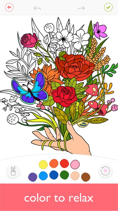download Colorfy: Coloring Book apps 3