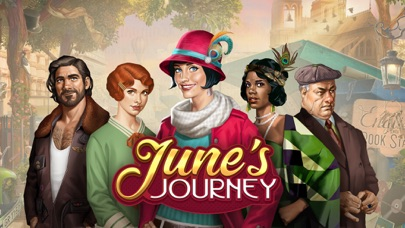 download June's Journey: Hidden Objects apps 1
