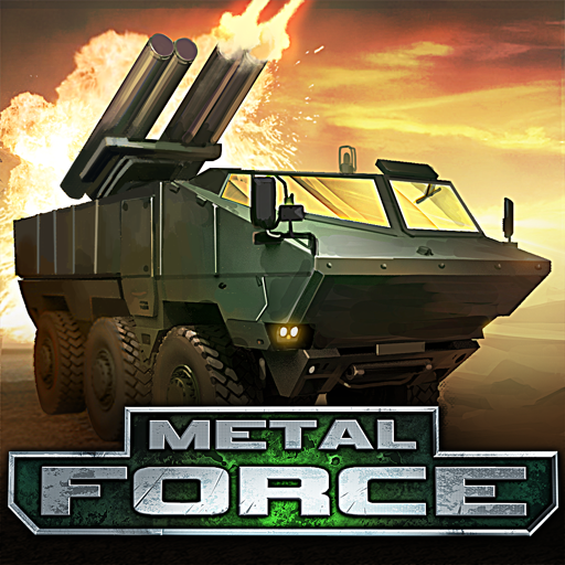 Metal Force: 在线坦克射击游戏 for Mac