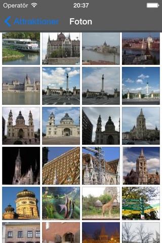Budapest Travel Guide Offline screenshot 3