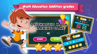 Math Education Addition Games screenshot 1