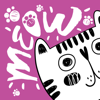 Cat Meow Stickers Wiki