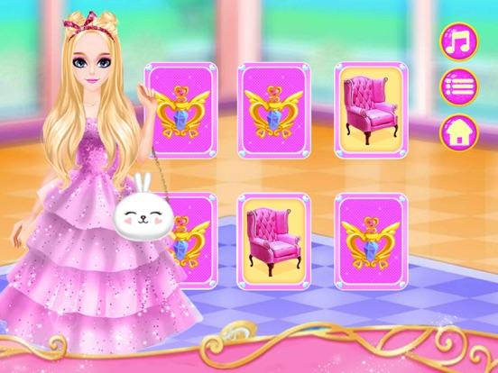 Принцесса одеваются. Скриншоты5