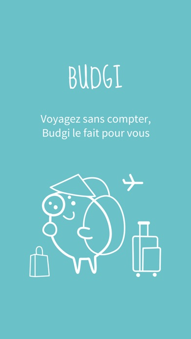 download Budgi - Budget voyage apps 0