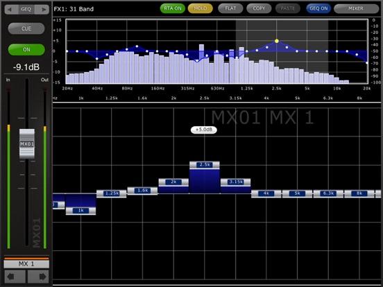 Yamaha Cl Mb Control