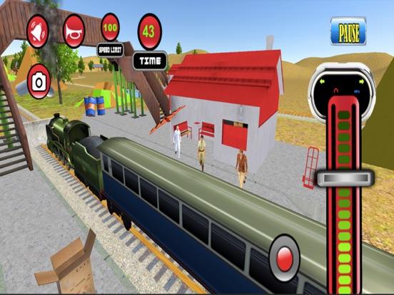 Скачать игру Fast Metro Train Drive 2018