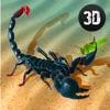 Wild Life of Poisonous Scorpion