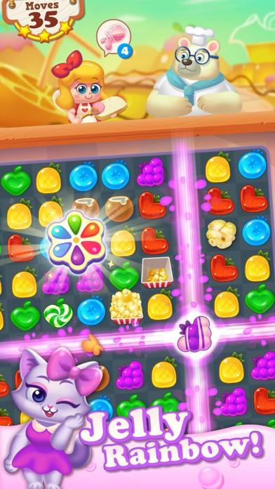 Tasty Treats - A Match 3 Game Скриншоты4