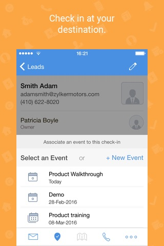CRM Platform screenshot 3