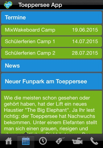 Toeppersee screenshot 4