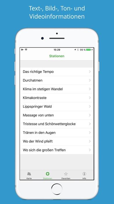 Lippspringer Wald Screenshot