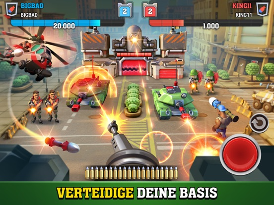 Screenshot 5 Mighty Battles