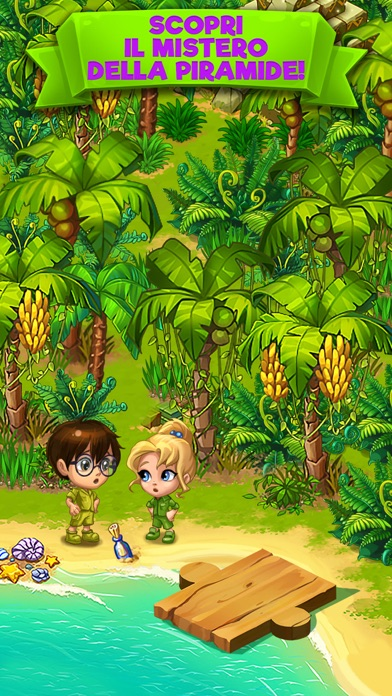 Screenshot of Island Experiment4