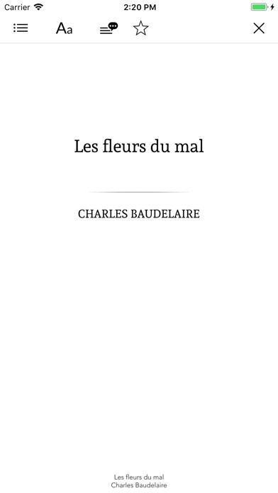download Anthologie de la Poésie apps 0