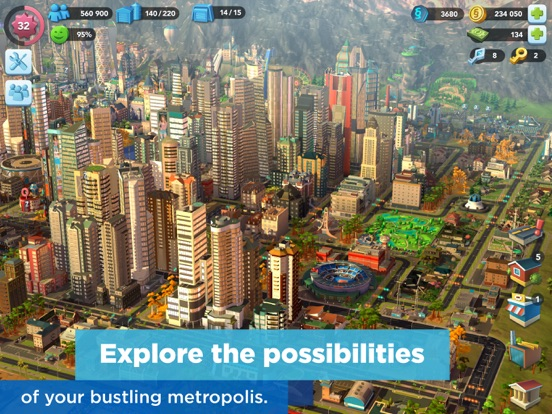Simcity Buildit Site