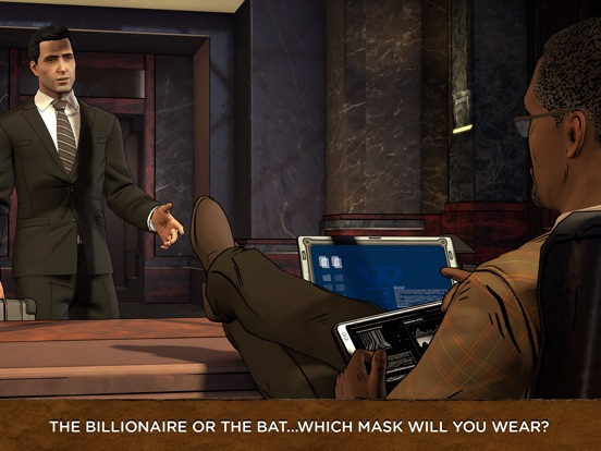 Screenshot 5 Batman: The Enemy Within