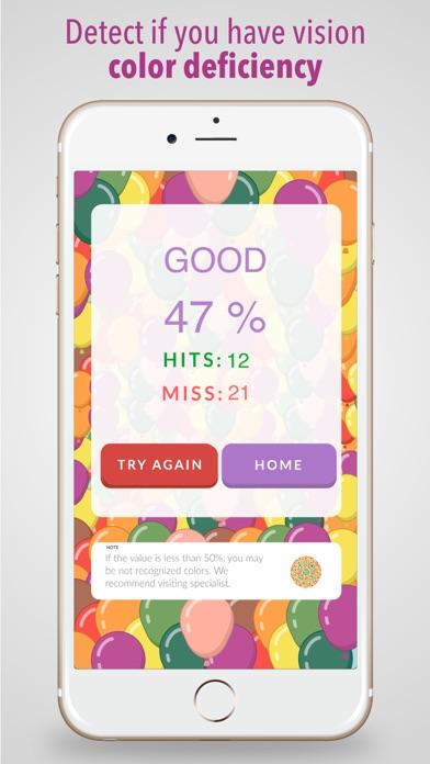 Ishihara App Screenshot 4