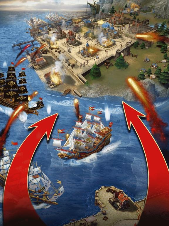 Игра Капитаны: Легенды Океанов
