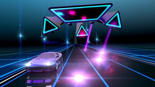 Neon Drive - '80s style arcade Screenshots