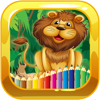 Magic Lion Empire Coloring Books