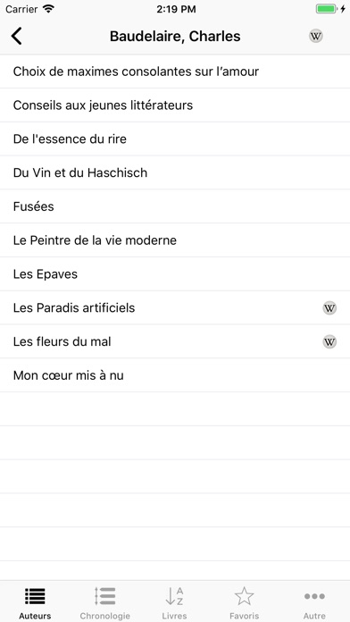 download Anthologie de la Poésie apps 4