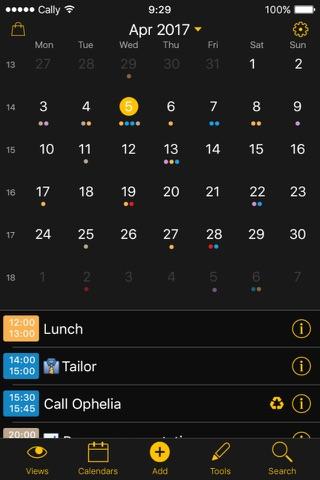 Week Calendar screenshot 3