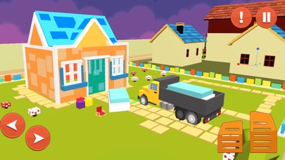 Baby Craft Construction Sim Скриншоты6