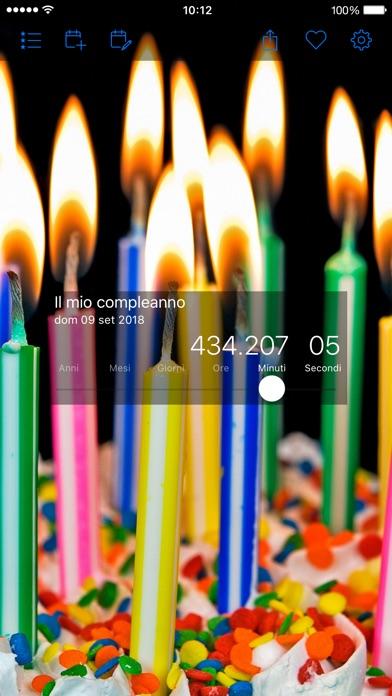 Screenshot of Countdown Star2