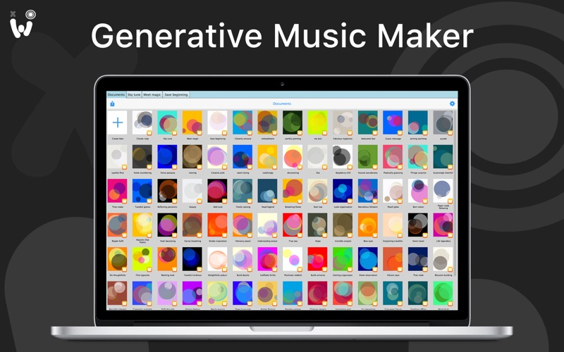 Wotja X: Generative Music for Mac