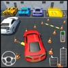 Futuristic Car Park Challenge game free for iPhone/iPad