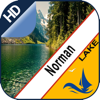 seawellsoft - Lake Norman gps offline nautical charts  artwork