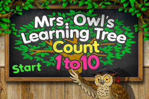 Count 1 to 10 Pocket Learning screenshot 1