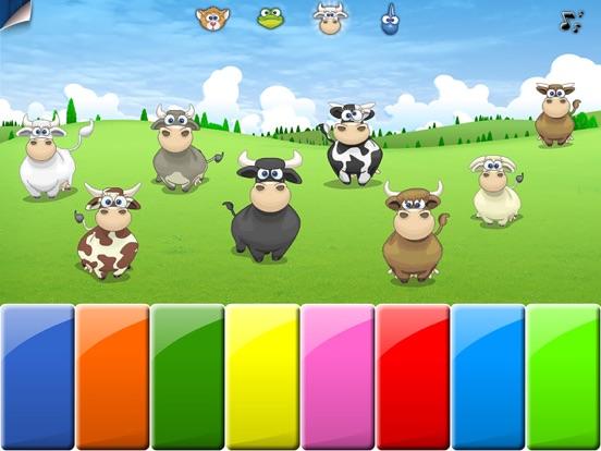 Скачать игру Tierklavier - 4 Animal Pianos