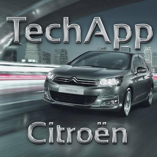 TechApp для Citroën