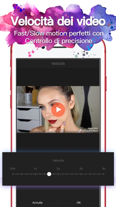 Screenshot of VivaVideo-Miglior Video Editor3