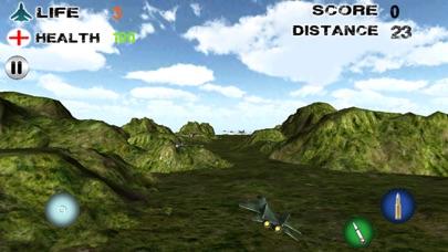 ステルス戦闘機  - ジェット戦闘機の戦争ゲーム - 空中戦のスクリーンショット1