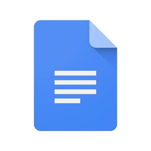 Google Docs app for ipad